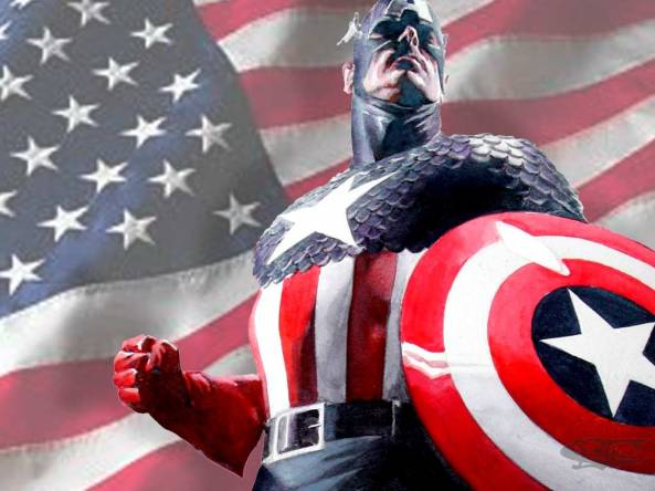 CaptainAmericaWallpaper9